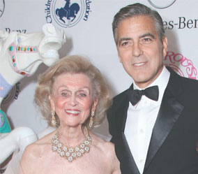 Barbara-Davis-and-George-Clooney