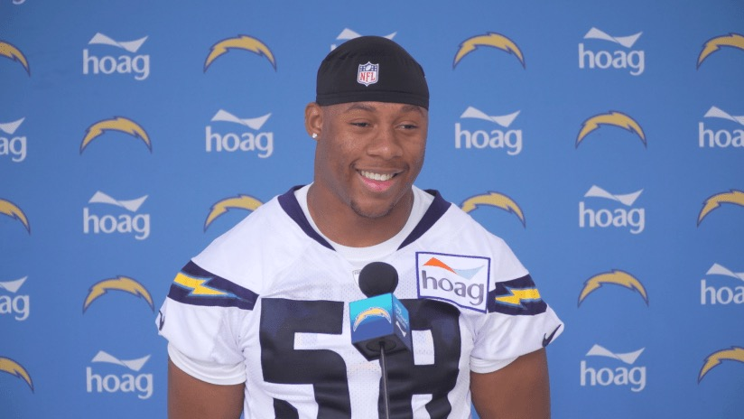 Uchenna Nwosu of Los Angeles Chargers Partners with the Children's Diabetes Foundation